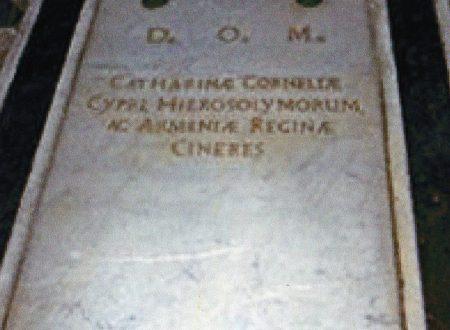 Una tomba illustre nella Chiesa di San Salvador a Venezia