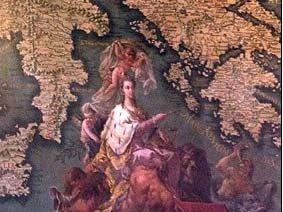 Breve tour tra le carte geografiche nella Sala dello Scudo di Palazzo Ducale